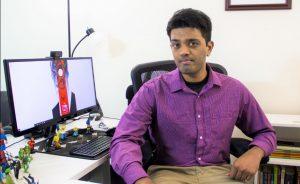 Kishor Lakshminarayanan